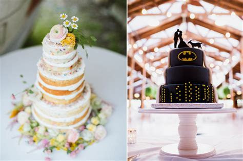 5 Showstopping Wedding Cake Trends for Your Big Day
