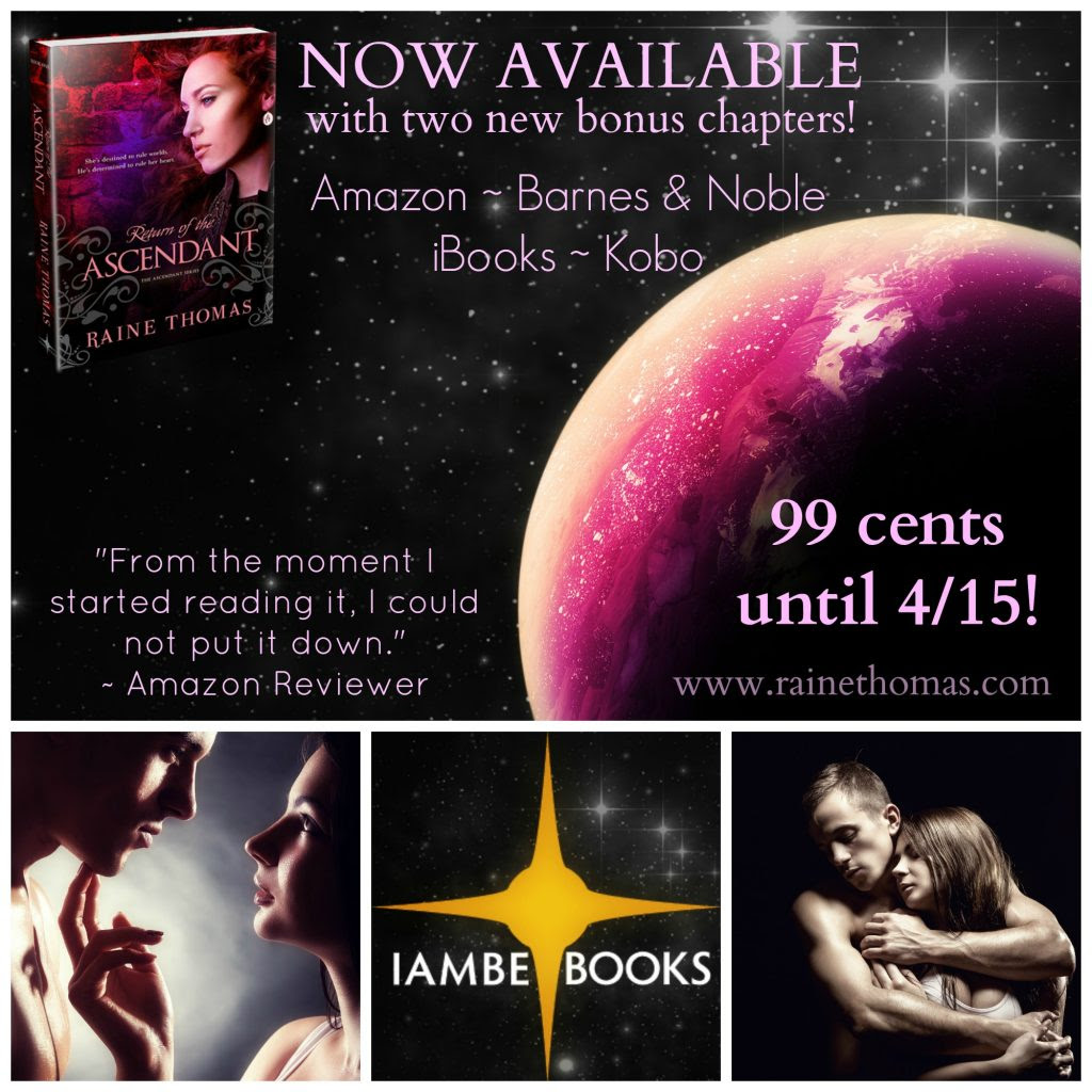 Return of the Ascendant Launch for 99 cents