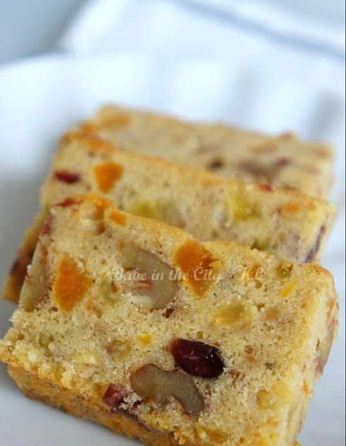 Fruit Cake Moist But Crumbly