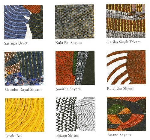 Signature - Patterns in Gond Art (Tara Books)  013