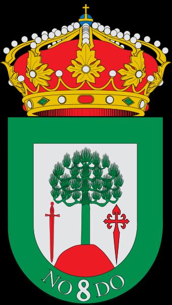 File:Escudo de Hinojos.svg