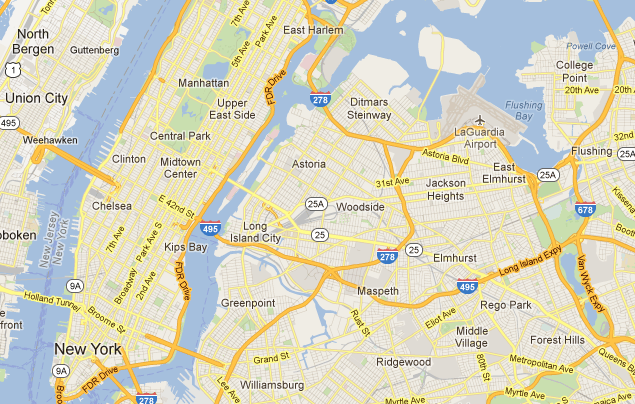 Google Maps Adds Planned Subway Changes In Nyc