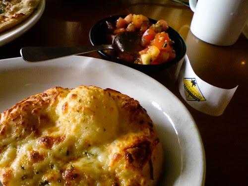 Lunch @ California Pizza Kitchen