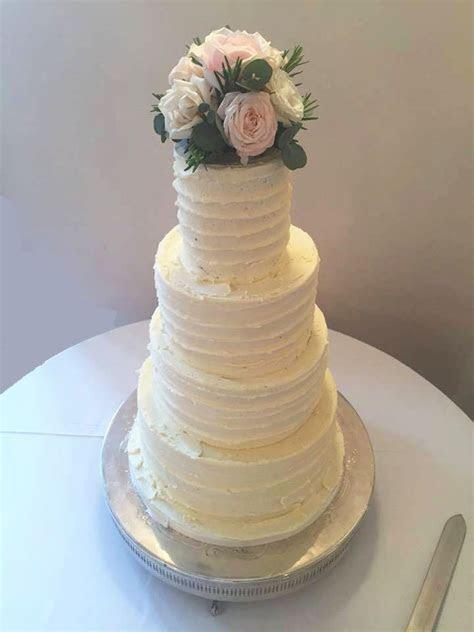 Rustic, semi naked wedding cakes, Bath and Bristol