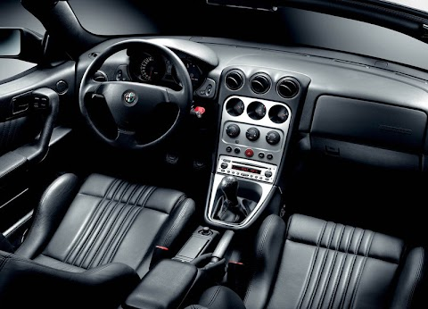 Alfa Romeo Spider 2004 Review