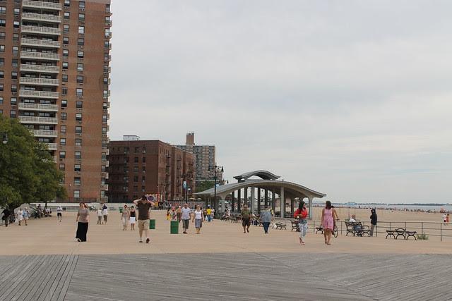 Brighton Beach August 19, 2012