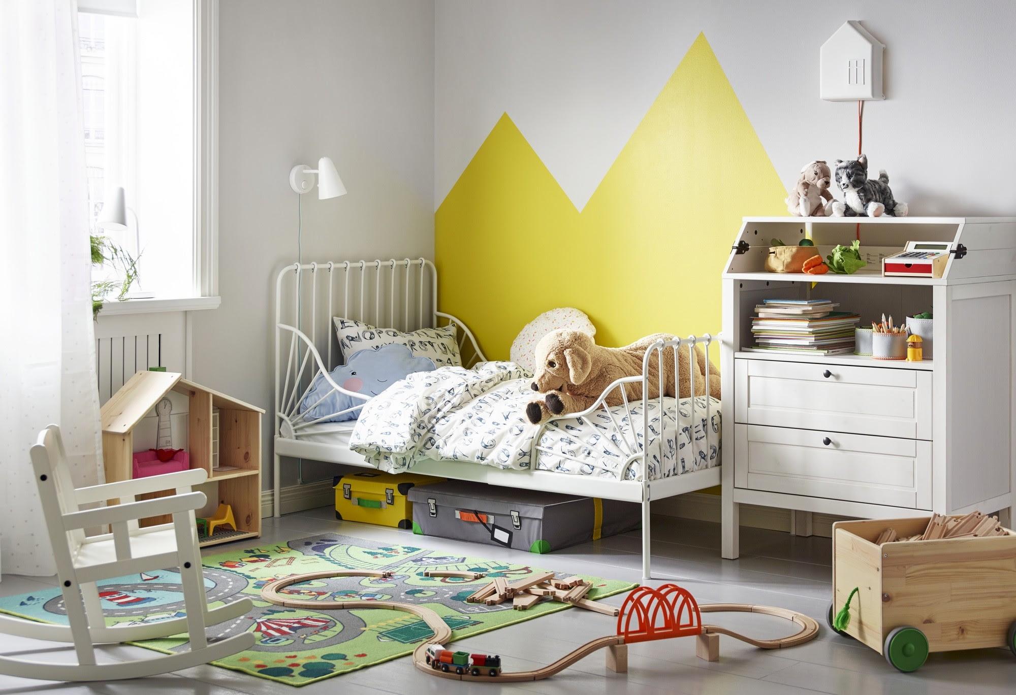 Inspirasi Desain Kamar Tidur Anak - I Love Fashion 88