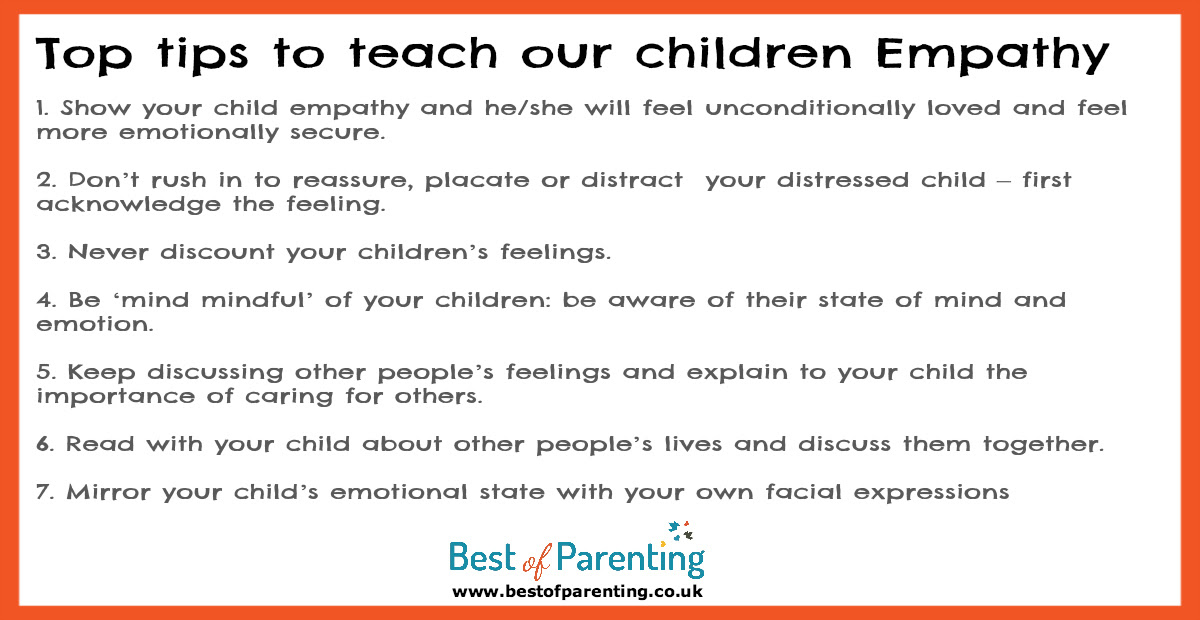 Why Empathy Is The Greatest Gift We Can Give Our Children