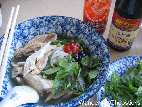 Pho Ga (Vietnamese Chicken Noodle Soup) 1