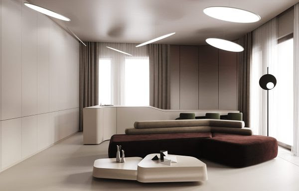 Futuristic Home Decor With Starship Inspired Furniture Free Autocad Blocks Drawings Download Center
