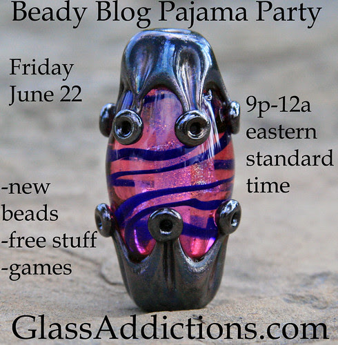 Blog Party glass addictions jennifer cameron