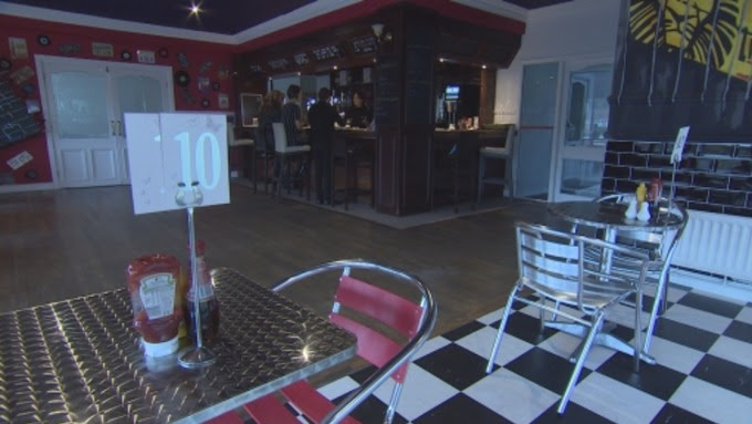 Davey Duke's is a diner with a difference.