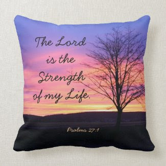 Bible Verse Throw Pillow mojo_throwpillow