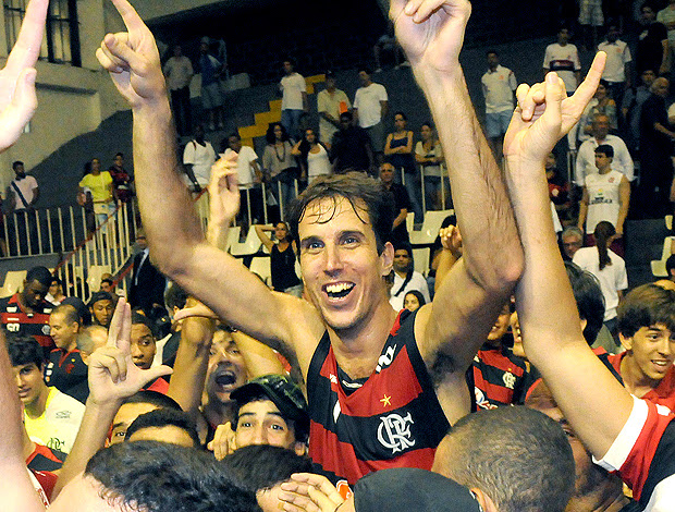 Marcelinho Basquete Flamengo