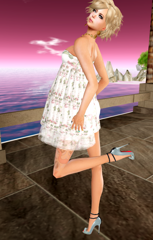 *Kawaii* - Loose Summer Dress