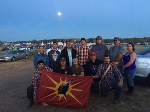 Kahnawake at Standing Rock.
