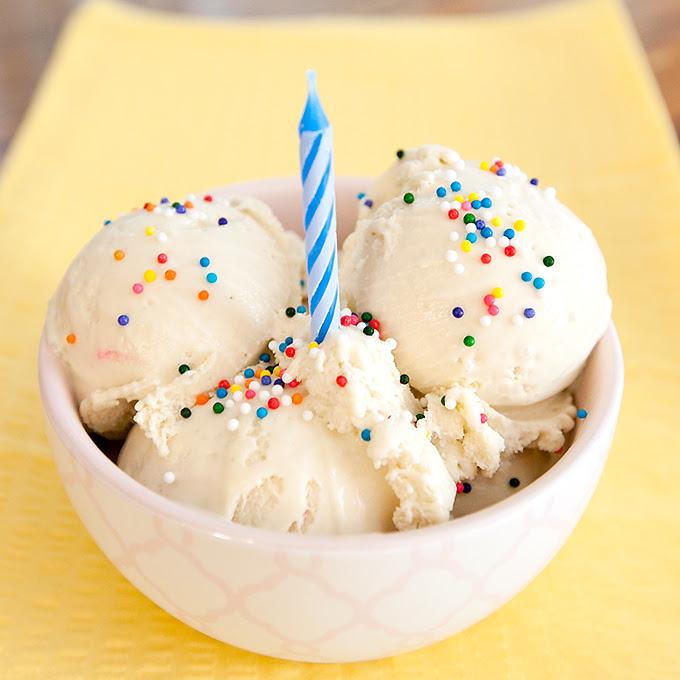 Classic Birthday Ice Cream Cake A Classic Twist