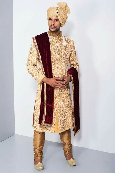 17 Best ideas about Indian Groom Wear on Pinterest