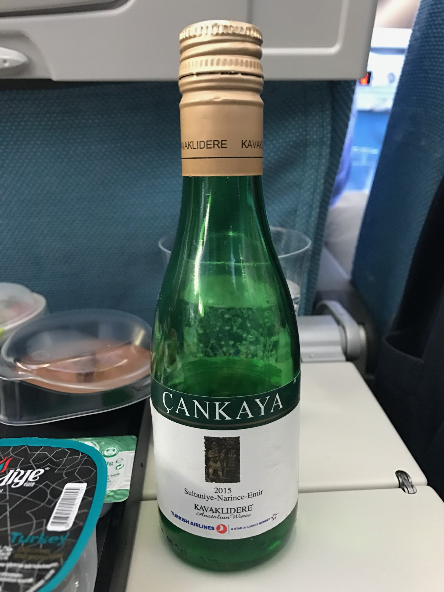 Review: Turkish Airlines 777-300 Economy Class from ...