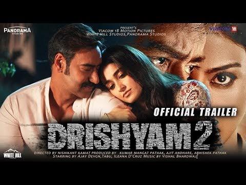 Drishyam 2: The Resumption   Official Concept Trailer   Ajay Devgan   Tabu   Shriya Saran   2021