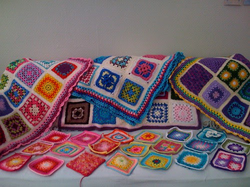 Thank you so much Elizabeth Cat, your Squares have arrived this morning!