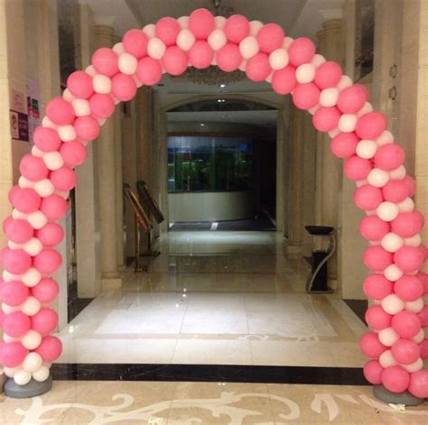 Holiday balloon arches wedding ceremonies opening goal