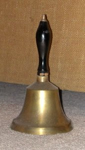 Guernsey Dale school bell