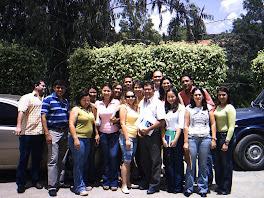 Alumnos de la Maestría en Gerencia Administrativa
