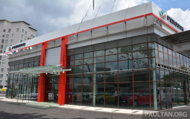 Perodua POV pre-owned vehicles retail business officially