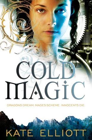 Cold Magic (The Spiritwalker Trilogy #1)