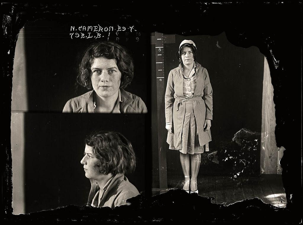 photo police sydney australie mugshot 1920 17 Portraits de criminels australiens dans les années 1920  photo photographie histoire featured art