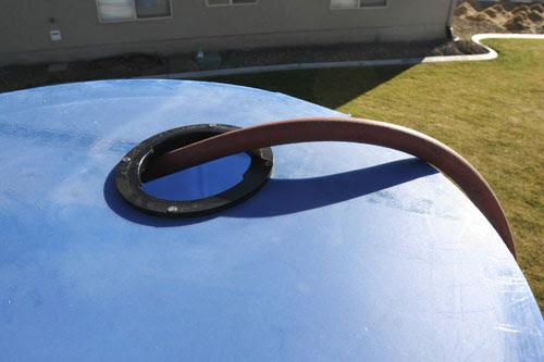 water tank 14 SureWater high capacity water tank review