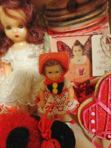 valentine snippets...