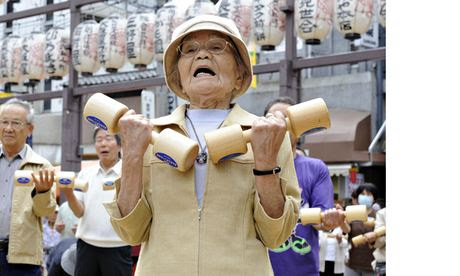 Japan's solution to providing care for an ageing ...