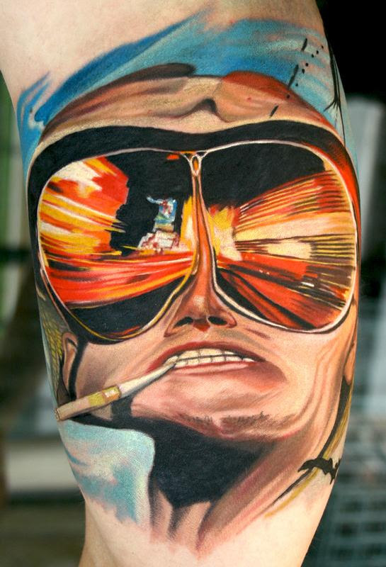 Fear And Loathing In Las Vegas By Todo Tattoos