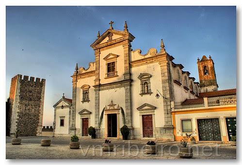 Igreja de São Tiago (Sé Catedral de Beja) by VRfoto