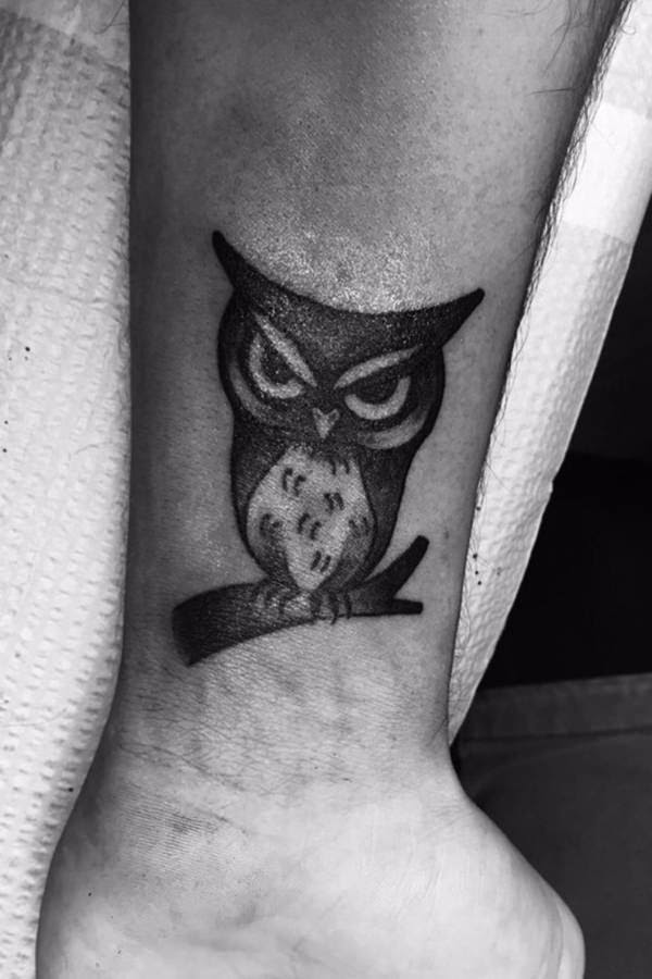 44 Gorgeous Owl Tattoo Designs That You Will Want To Get