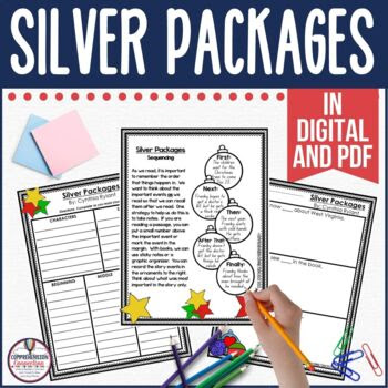 Silver Packages by Cynthia Rylant Guided Reading Unit
