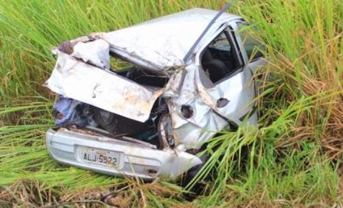 Em rodovia do Paraná, acidente mata bebê de três meses
