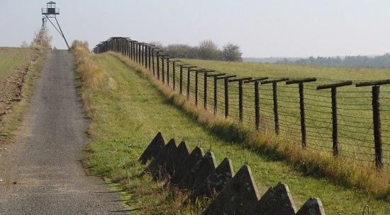 Fronteiras Nacionais e Imigração Ilegal