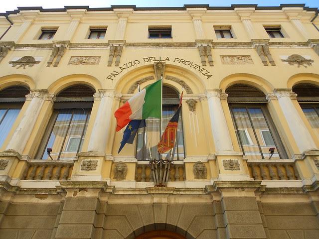 palazzo della Provincia, Rovigo
