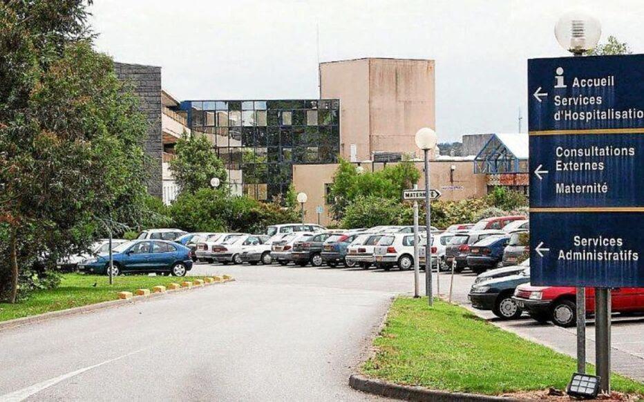 Le Dr Le Scouarnec a exercé à l'hôpital de Quimperlé de 2004 à 2007. (Illustration)