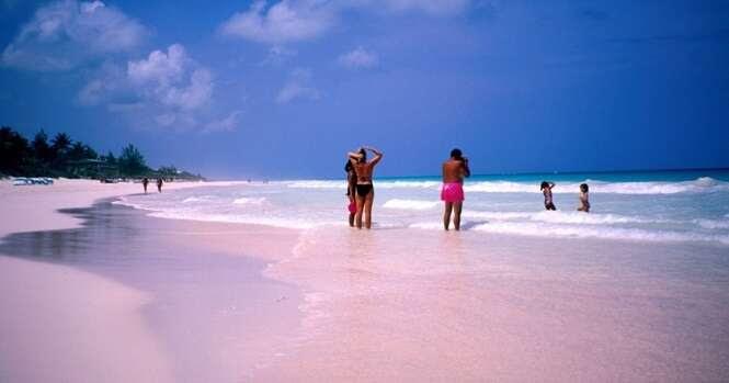 As praias mais belas do mundo