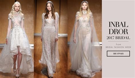 Wedding Dresses: Inbal Dror Fall 2017 Collection   Inside