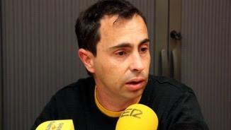 David Vidal, regidor dimissionari de la CUP de Reus (ACN)