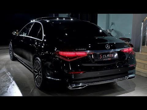 2021 Mercedes S-Class - Exterior and interior Details (King Sedan)