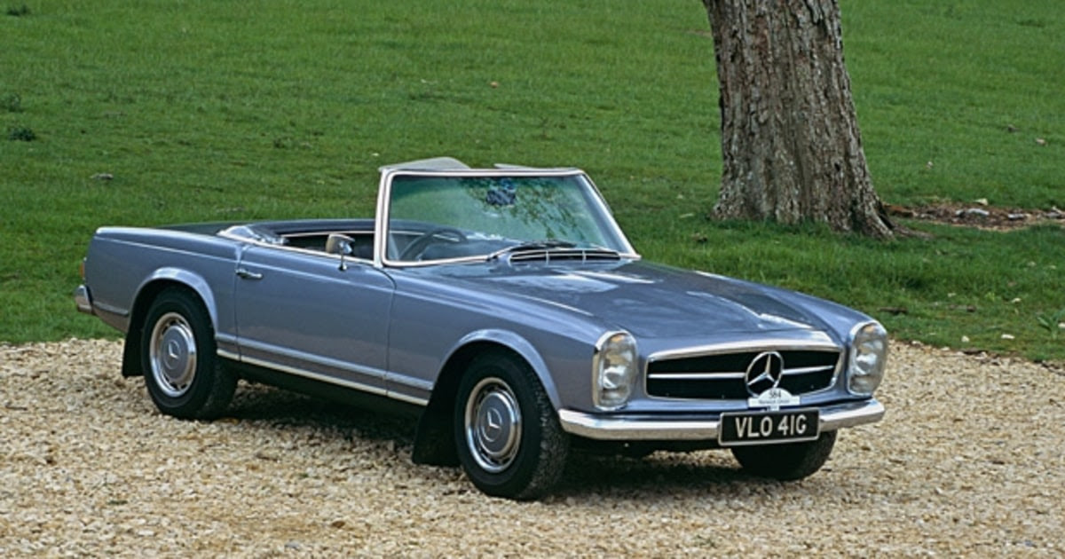 1970s Mercedes SL | Affordable Retro Cars You Should Buy ...