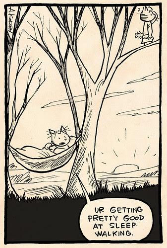 Laugh-Out-Loud Cats #1820 by Ape Lad