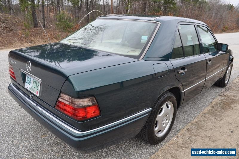 1995 Mercedes-benz E-Class for Sale in the United States