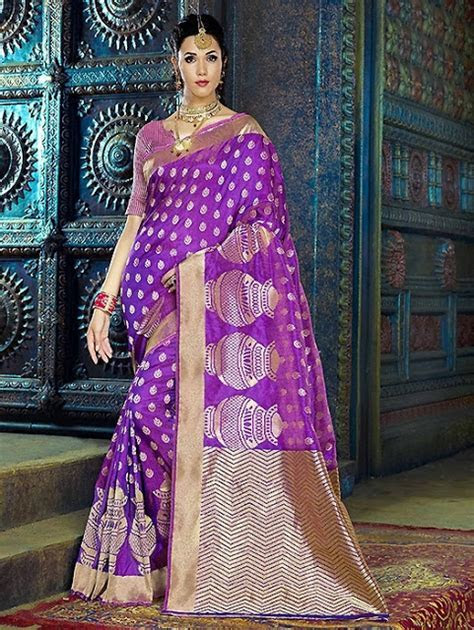 Indian Traditional Wedding Sarees Collection Online